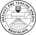 Institut für öffentliche Verwaltung Bratislava