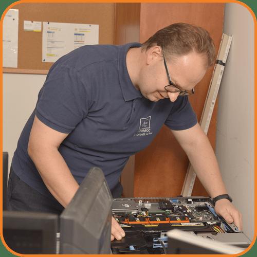 Management von Computern und Computertechnologie