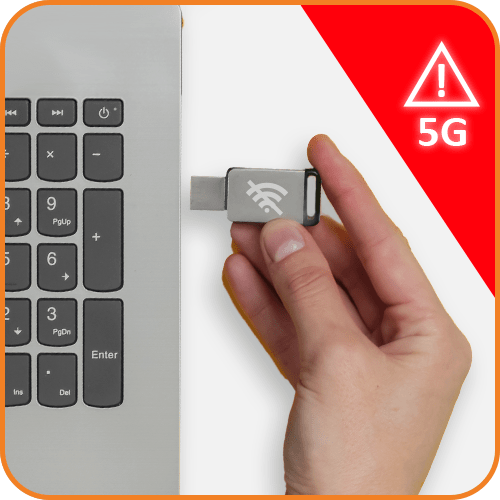 Schutz vor 5G-Netzen