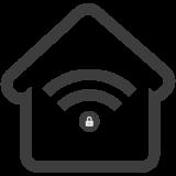 Sicherheit des Heimnetzwerks