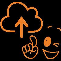 Cloud, Datenspeicher, Home Storage, Cloud-Dienste